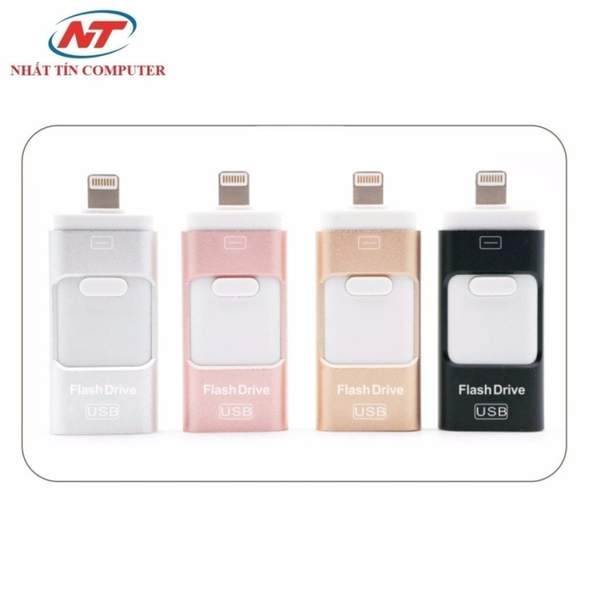 USB OTG dành cho IOS/Android/PC iUSB FlashDrive LX-890 32GB