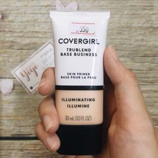 Kem lót CoverGirl TruBlend Base Business Skin Primer 30ml thumbnail