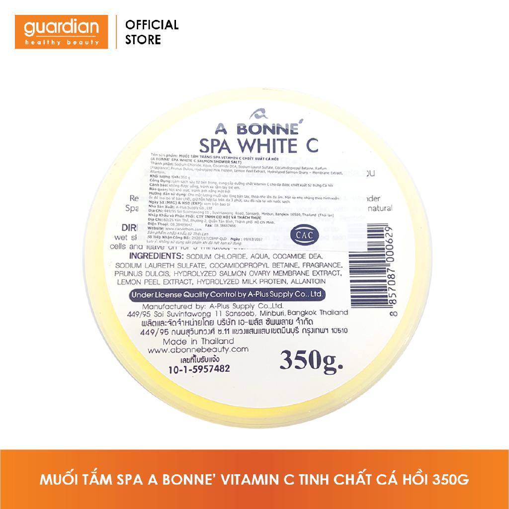 Muối Tắm Spa A Bonne Vitamin C Tinh Chất Cá Hồi 350g-2