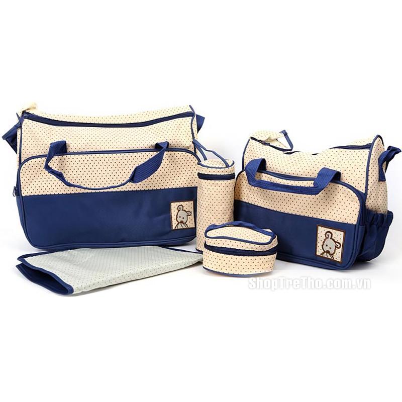 Túi đựng đồ cho mẹ và bé 5 chi tiết VRG00859 - 3140285 , 154562778 , 322_154562778 , 175000 , Tui-dung-do-cho-me-va-be-5-chi-tiet-VRG00859-322_154562778 , shopee.vn , Túi đựng đồ cho mẹ và bé 5 chi tiết VRG00859