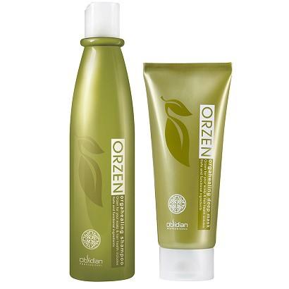Bộ sản phẩm chống rụng tóc Orzen Orgahealing 320ml