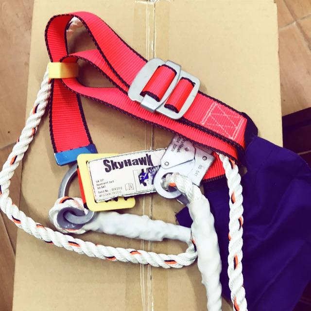 Dây đai an toàn nhập khẩu Singgapo - Skyhawk