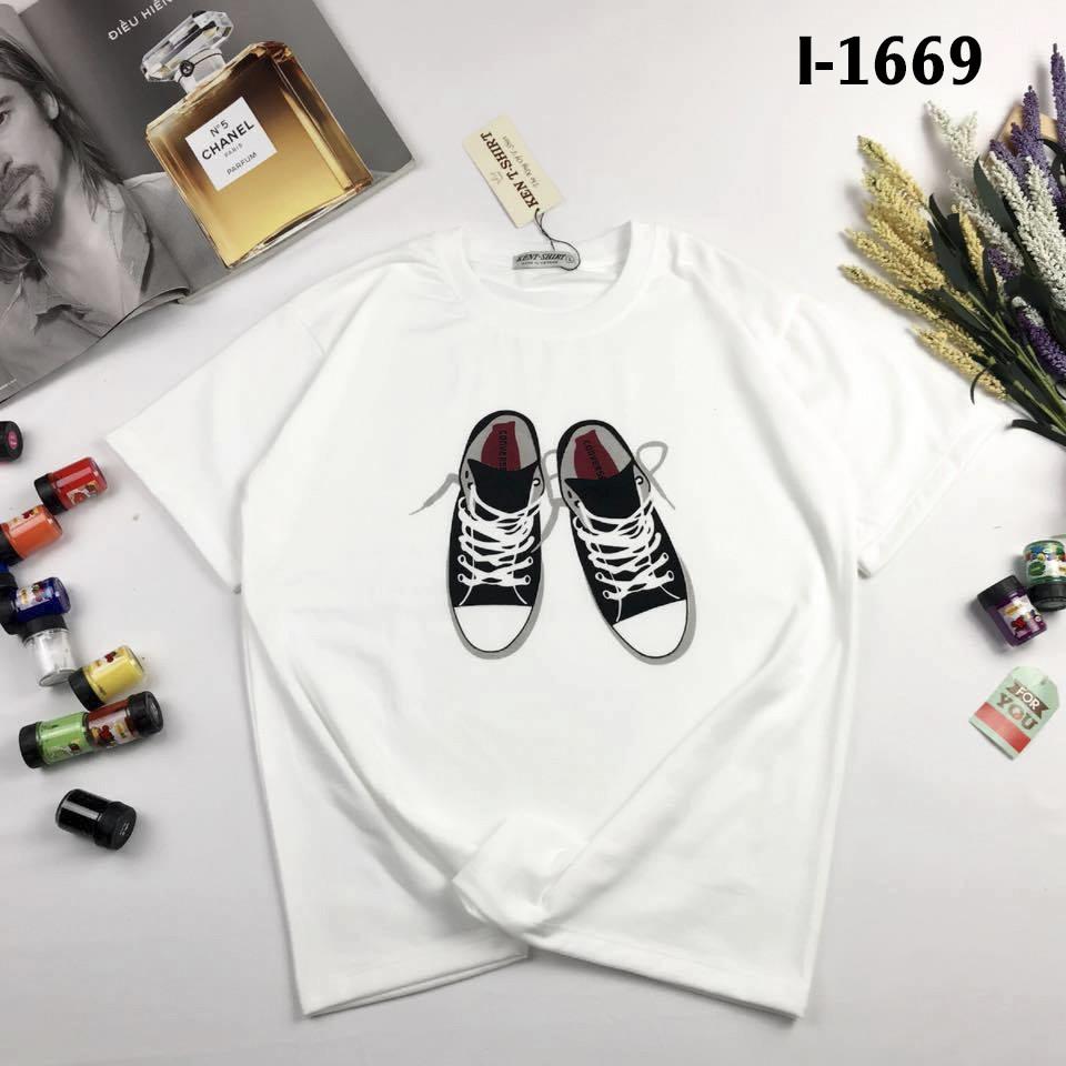 Áo thun nữ in hình đôi giày - I1669 - 3351603 , 1250219165 , 322_1250219165 , 49000 , Ao-thun-nu-in-hinh-doi-giay-I1669-322_1250219165 , shopee.vn , Áo thun nữ in hình đôi giày - I1669