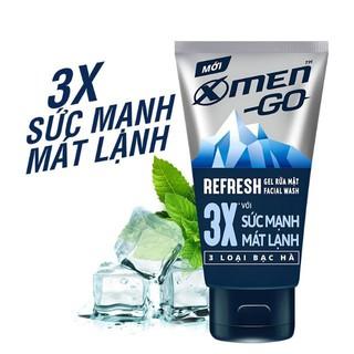 Sữa rửa mặt XMen GO 100g
