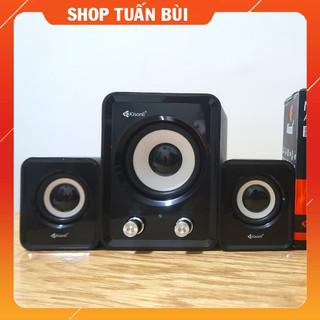 Loa Vi Tính Kisonli U-2400 2.1 Bass lớn âm thanh cực hay thumbnail