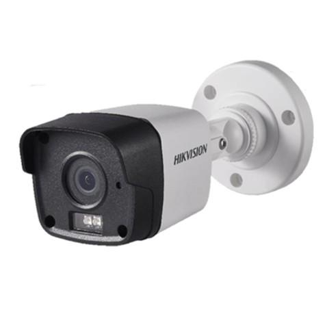 Camera HD-TVI hình trụ hồng ngoại 20m EXIR Trong nhà/Ngoài trời 3MP HIKVISION DS-2CE16F7T-IT (Trắ
