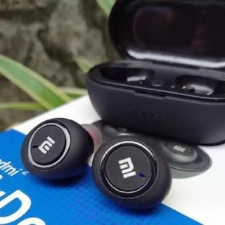 Tai nghe redmi2 bắt bluetooth nhanh đàm thoại thông minh âm thanh pass chuẩn chống ồn thumbnail