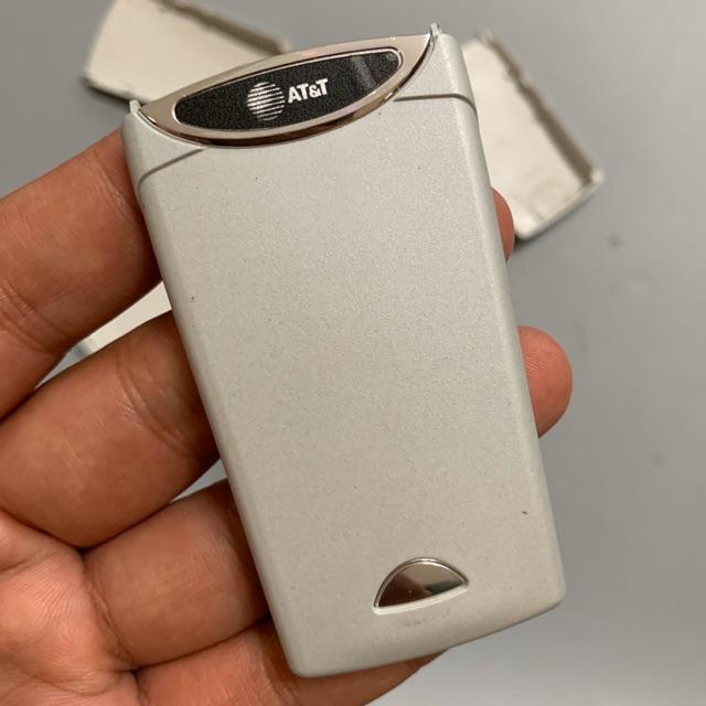 Nắp Lưng Zin Mới Điện Thoại Cổ Nokia 8310 Chính Hãng. thumbnail