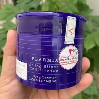 Kem xả dạng bùn chống rụng tóc lưu thông máu Milbon Plarmia Lifting Effect 2nd Essence 250ml thumbnail