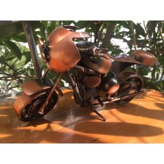 Mô hình xe mô tô Harley Davidson FLH