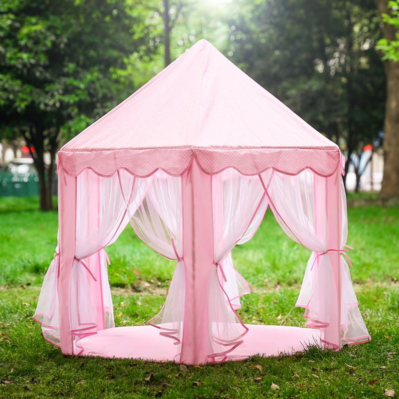Lều ngủ công chúa cho bé
