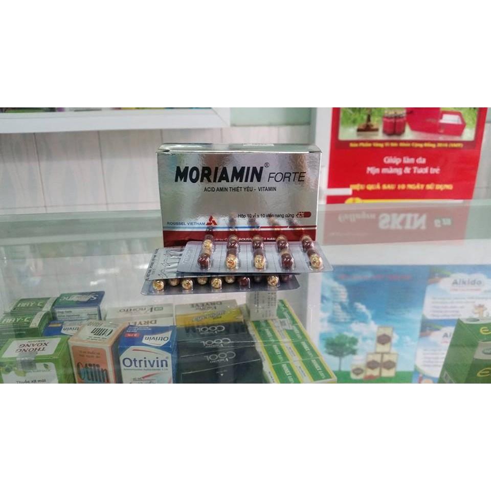 Moriamin Forte BỔ SUNG VÀ DUY TRÌ SÚC KHỎE - 2579347 , 74753802 , 322_74753802 , 35000 , Moriamin-Forte-BO-SUNG-VA-DUY-TRI-SUC-KHOE-322_74753802 , shopee.vn , Moriamin Forte BỔ SUNG VÀ DUY TRÌ SÚC KHỎE