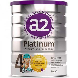 Sữa Bột A2 Platium Infant Formula Số 4 900g thumbnail