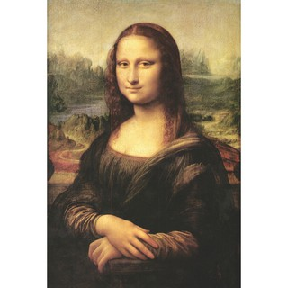 Bộ tranh xếp hình jigsaw puzzle 925 mảnh – Mona Lisa