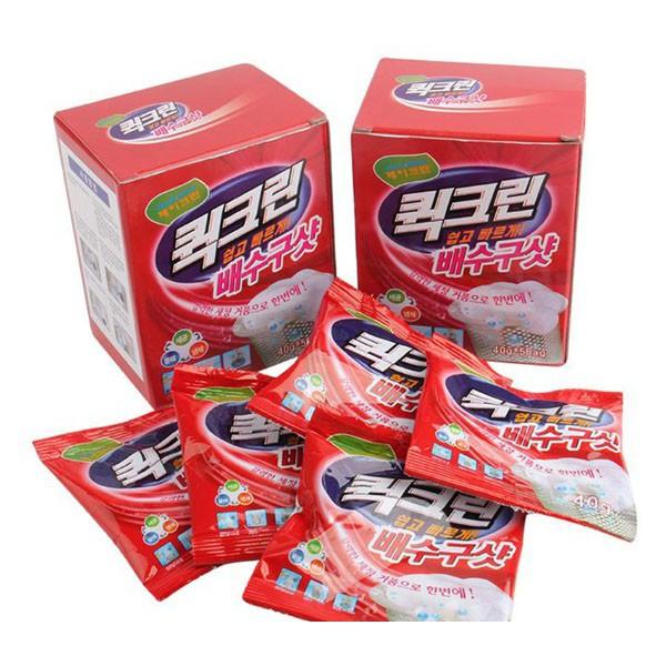 bột thông cống 1 hộp (5 gói) | Shopee Việt Nam