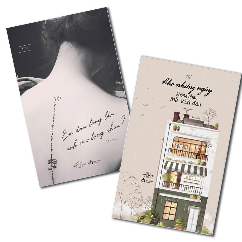 Sách - Combo Tháng Năm Thương Người (Tặng Kèm Postcard Có Chữ Kí Tác Giả)