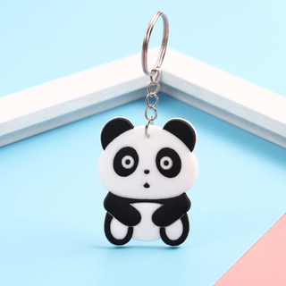 SOME 50 Pcs Baby Panda Elephant Keychains Theme Party Favors Birthday Party Supplies