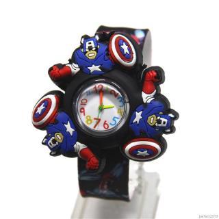 Đồng hồ con quay họa tiết hoạt hình chủ đề Disney cho trẻ em