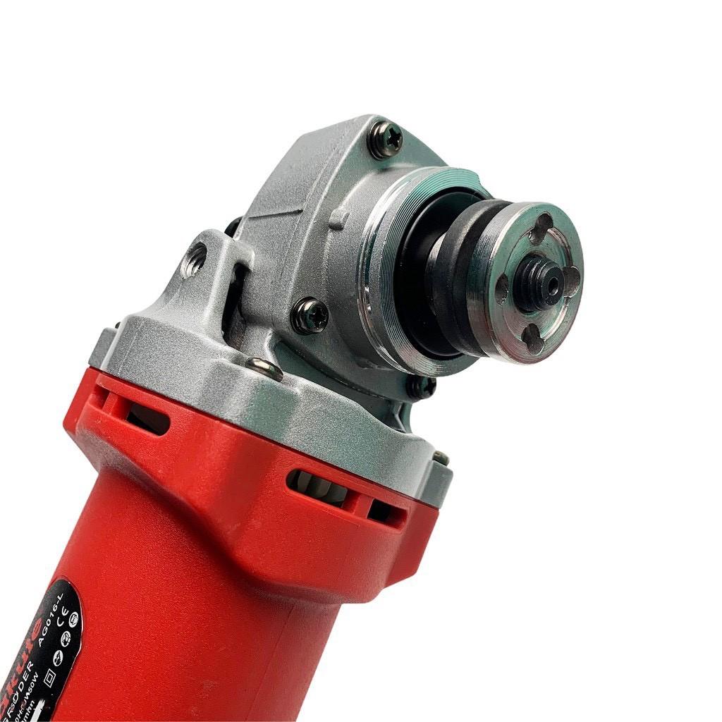 [AG016-S-RED] Máy mài Makute - Máy mài góc công suất 850W - Máy mài thương hiệu Nhật Bản