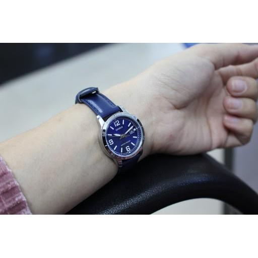 Đồng hồ nữ Casio Standard chính hãng Anh Khuê LTP-V004L-2BUDF