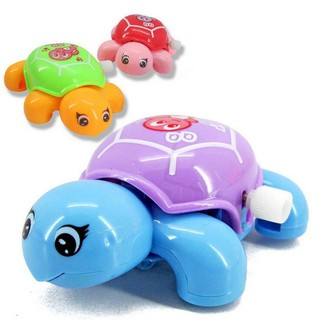 1PC Turtle Toy Clockwork Baby Swimming Random Colors