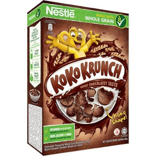 [Mã GRO1NES15 giảm tối đa 30K đơn 200K] Bánh Ăn Sáng Nestle KoKo Krunch (170g)