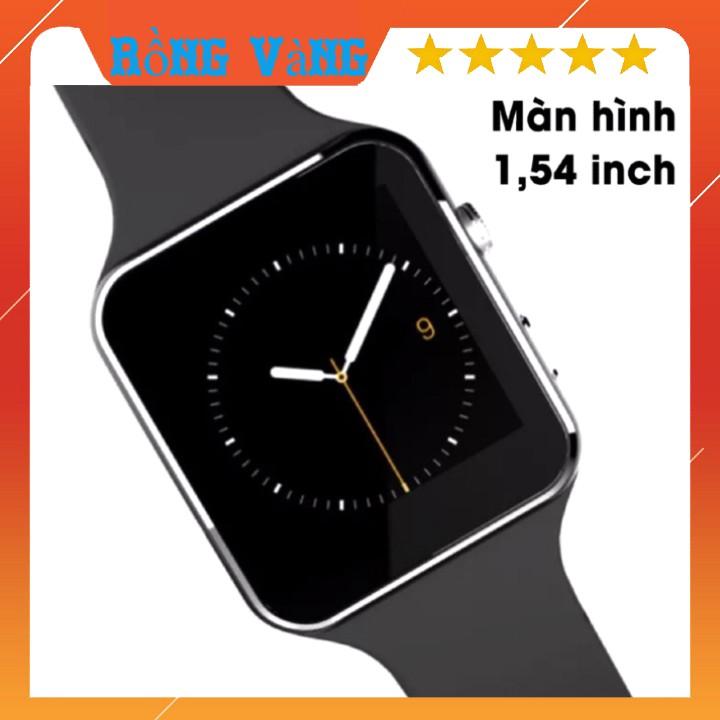 Đồng Hồ Điện thoại, Đồng hồ trẻ em  X6 Màn Hình Cong Gắn Sim Nghe Gọi Cảm Ứng