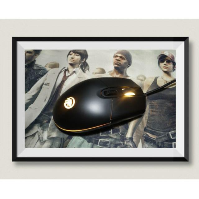  MILANO SHOESChuột chuyên Game Fmouse F102 RGB LED ( Đen ) siêu đẹp có kèm phần mềm Macro tùy chỉnh Led, DPI Giá chỉ 260.000₫