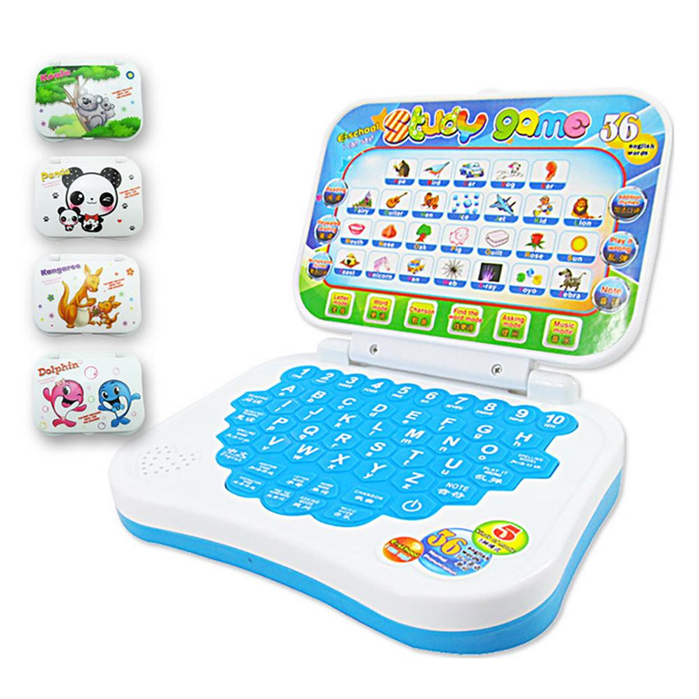 New Baby Kids Pre School Educational Learning Study Game Toy Laptop Computer