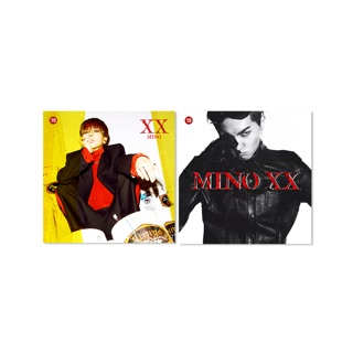 MINO SOLO ALBUM XX (Vàng)