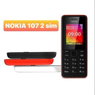 Điện thoại nokia 107 2 sim ( cũ 99% hàng chính hãng )