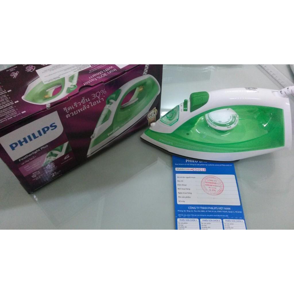 Bàn ủi hơi nước Philips GC1426 - Hãng phân phối chính thức