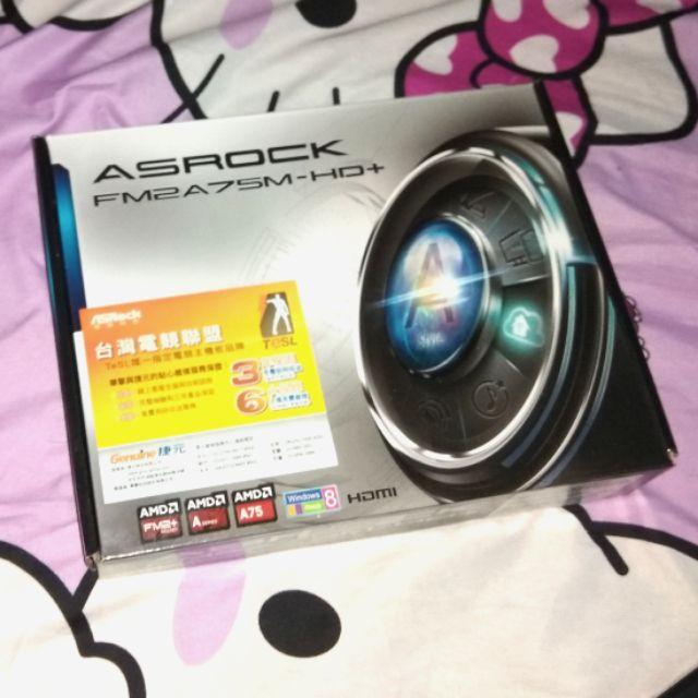 Mainboard/ bo mạch chủ Asrock FM2A75M-HD+