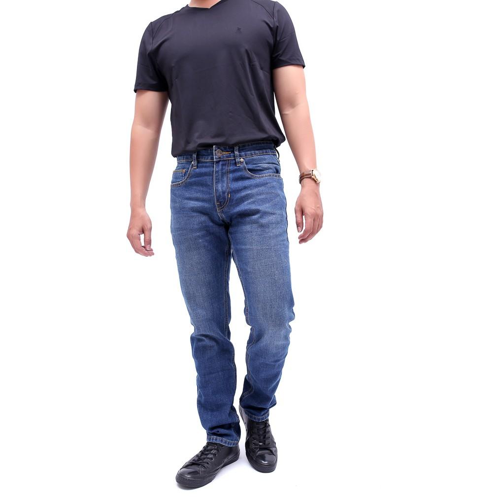Quần Jeans Dài Nam Fasamy 2019 Quần Jean
