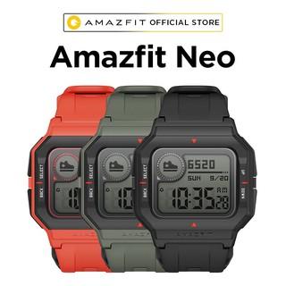 Đồng hồ thông minh Amazfit NEO - Theo Dõi Vận Động Theo Dõi Sức Khỏe - Bảo hành 12 Tháng 1 ĐỔI 1
