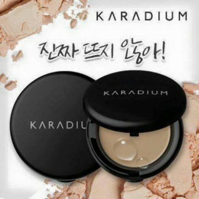 Phấn phủ Karadium collagen - 2599019 , 40462507 , 322_40462507 , 220000 , Phan-phu-Karadium-collagen-322_40462507 , shopee.vn , Phấn phủ Karadium collagen