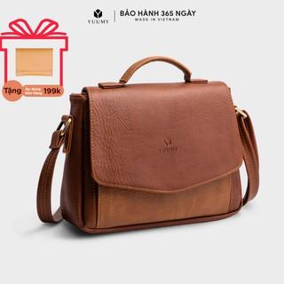Túi đeo chéo nữ thời trang YUUMY YN31 nhiều màu