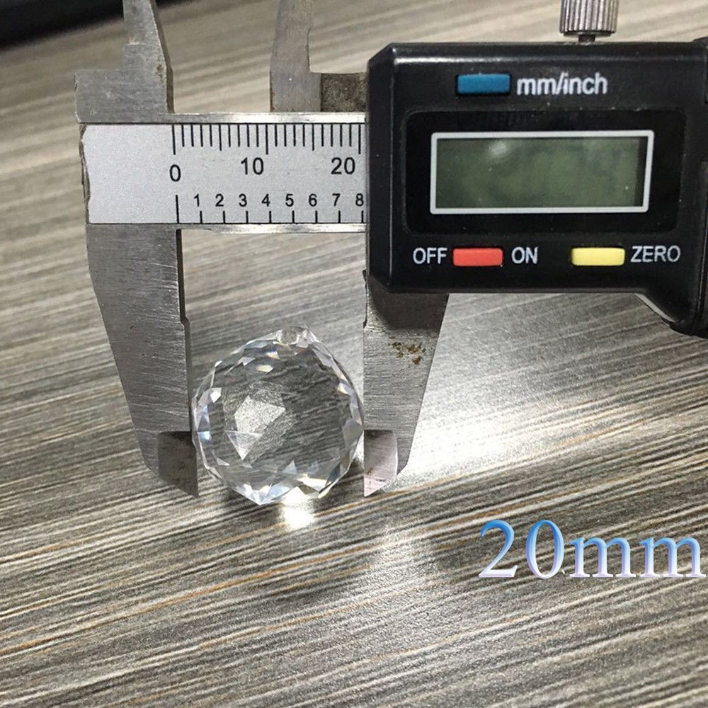 Đá Pha Lê Trang Trí Đèn Trần 20mm