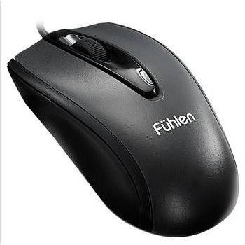 [XỈ, LẺ] Chuột quang Fuhlen có dây L102 Chính hãng (BH 12 tháng 1 đổi 1)