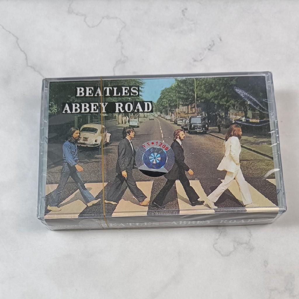 (Băng Cassette) The Beatles Abbey Road thu băng bài hát tiếng Anh mới