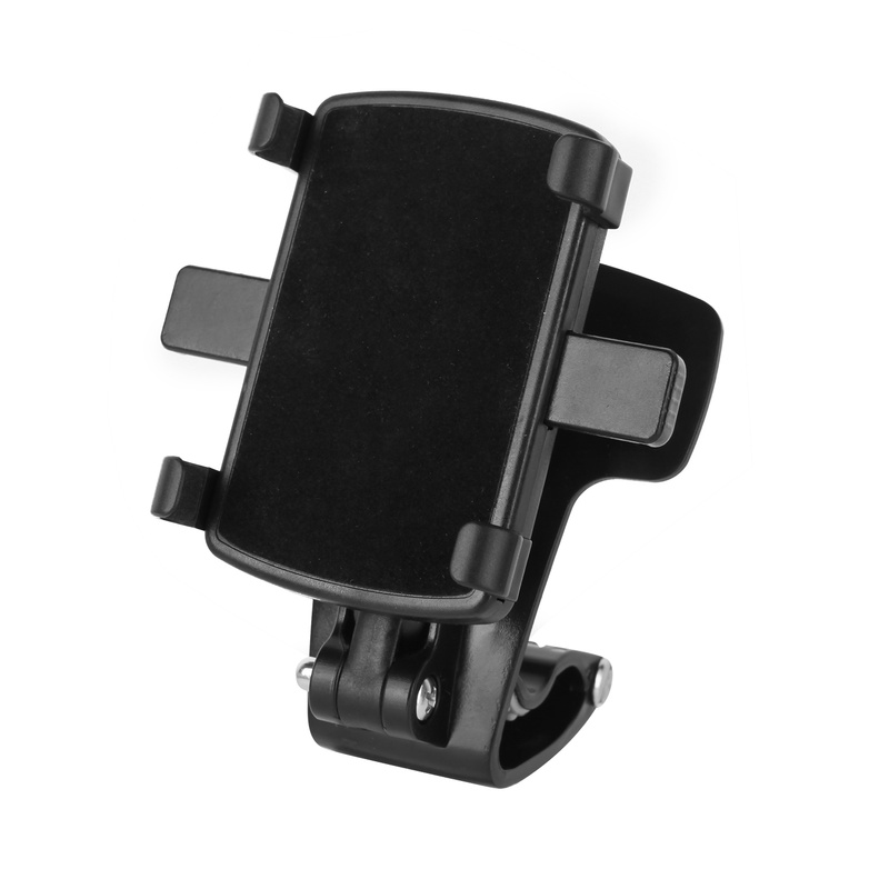 Universal Car Mobile Holder/360 Degree Dashboard Rear View Mirror Sunshade Deflector Phone Holder/Car Phone Holder for All Smartphone