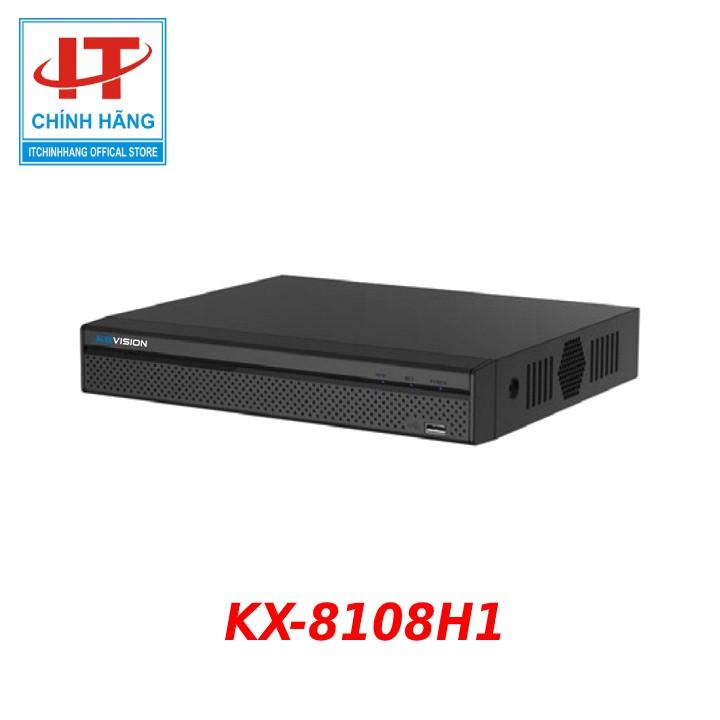 Đầu ghi hình 8 kênh 5 in 1 KBVISION KX-8108H1 - Bảo Hành 2 Năm