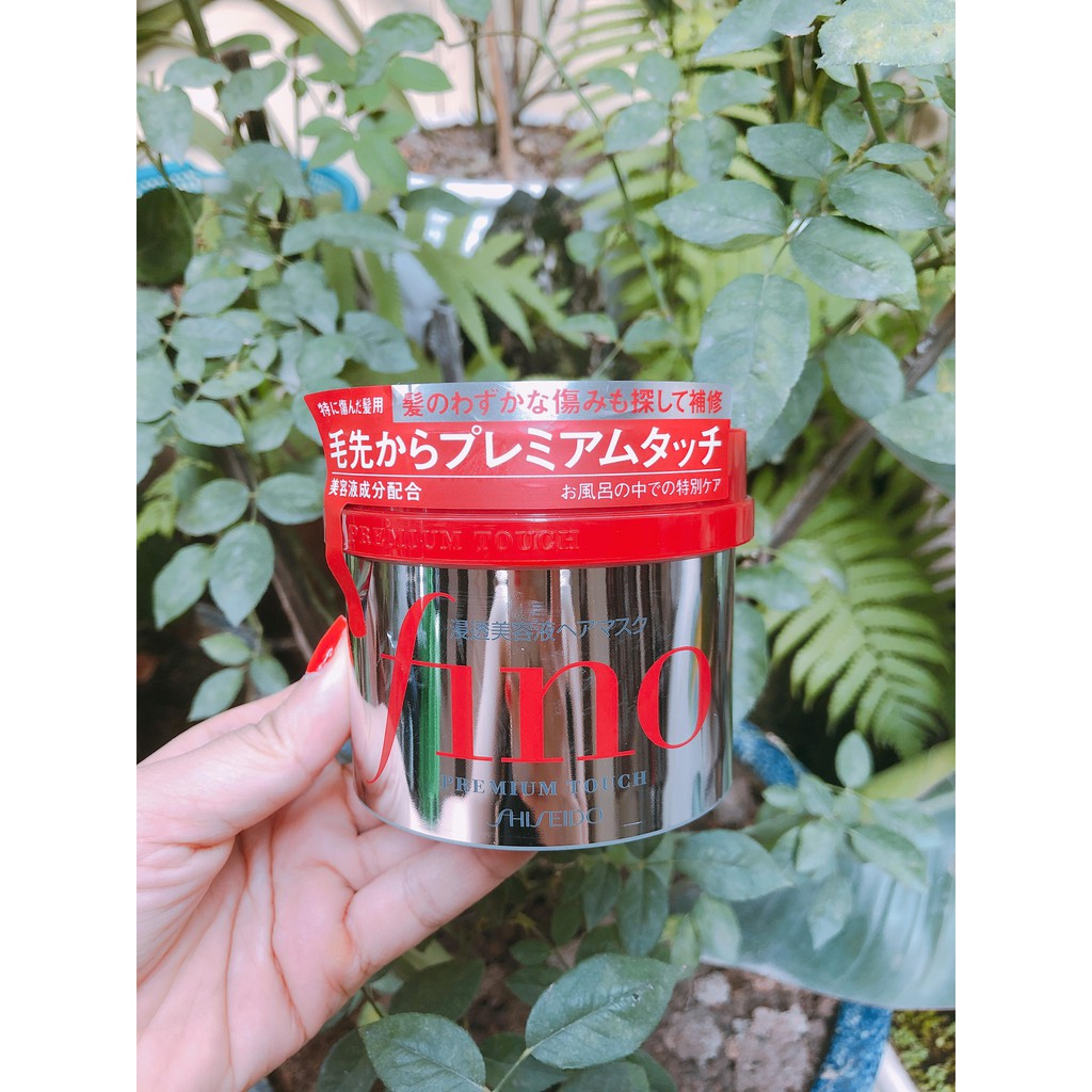 Kem ủ tóc Fino Shiseido - 2420955 , 1195716812 , 322_1195716812 , 275000 , Kem-u-toc-Fino-Shiseido-322_1195716812 , shopee.vn , Kem ủ tóc Fino Shiseido