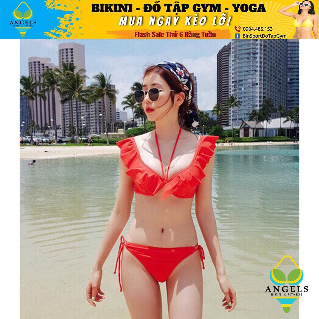 Bikini cánh tiên tam giác,Bộ Đồ Bơi Hai Mảnh sexy BHV024 [ Giá Sỉ ]