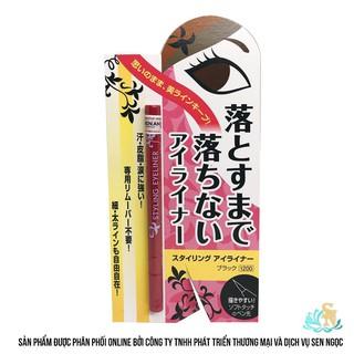 Bút kẻ mắt chống trôi VINA STYLING EYELINER (Hàng Nhật Nhập khẩu) thumbnail