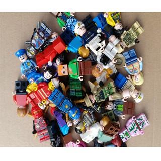 Lego Minifigures nhân vật ngẫu nhiên giá từng em