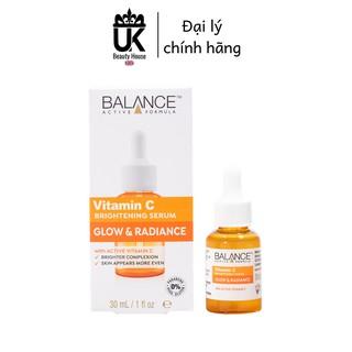 [Mã COS1505 giảm 8% đơn 300K] Serum mờ thâm sau mụn Vitamin C Balance Active Formula 30ml