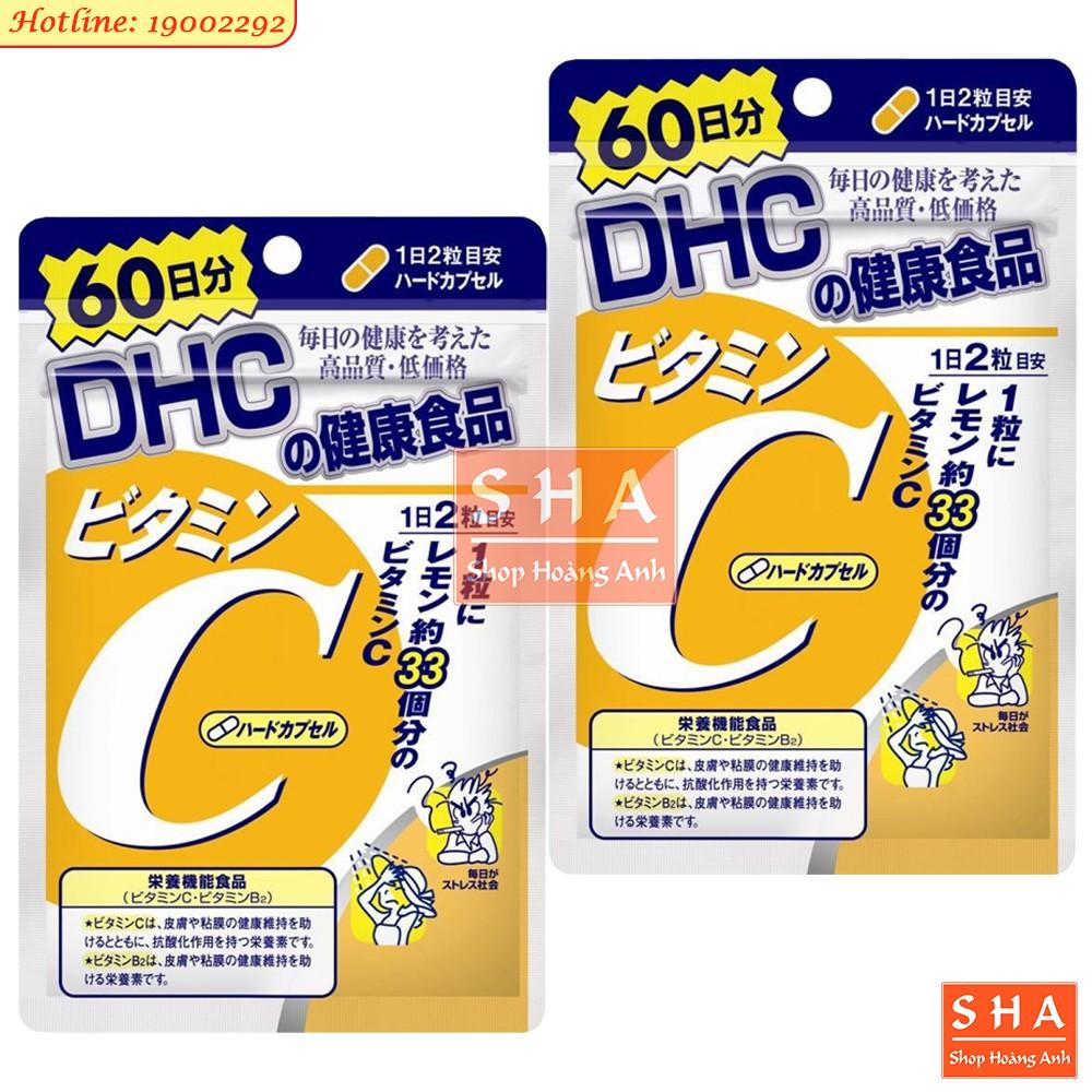 (Giá sỉ) Combo 2 gói Vitamin C DHC 120v (60 ngày) - 3614470 , 1227659973 , 322_1227659973 , 349000 , Gia-si-Combo-2-goi-Vitamin-C-DHC-120v-60-ngay-322_1227659973 , shopee.vn , (Giá sỉ) Combo 2 gói Vitamin C DHC 120v (60 ngày)