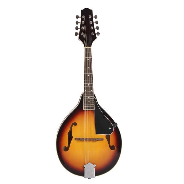IRIN M-01 Sunset Color 8-string Mandolin Instrument