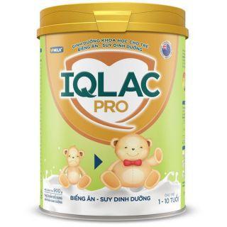 Sữa IQLAC Pro Mẫu Mới Biếng Ăn – Suy Dinh Dưỡng 400g-900g